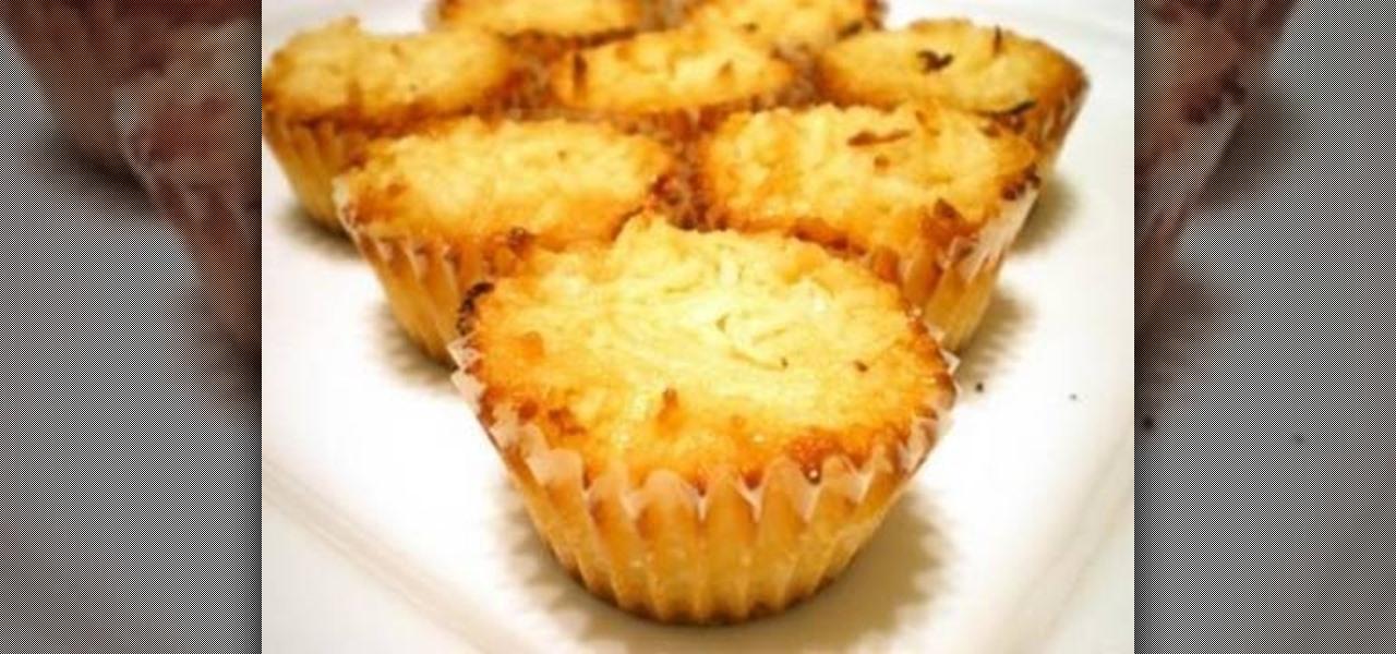 How To Make Filipino Style Coconut Macaroons Dessert Recipes Wonderhowto