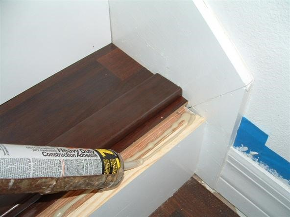 Stair Nose Molding Laminate