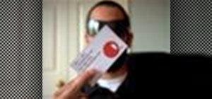 Make DIY professional business cards