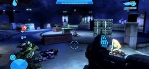 Walkthrough mission 4 - Nightfall in Halo: Reach on the Xbox 360