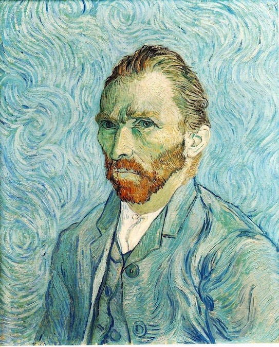 Vincent Van Gogh Rises From the Dead (Well, Sorta)