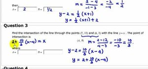 Solve problems about linear equation