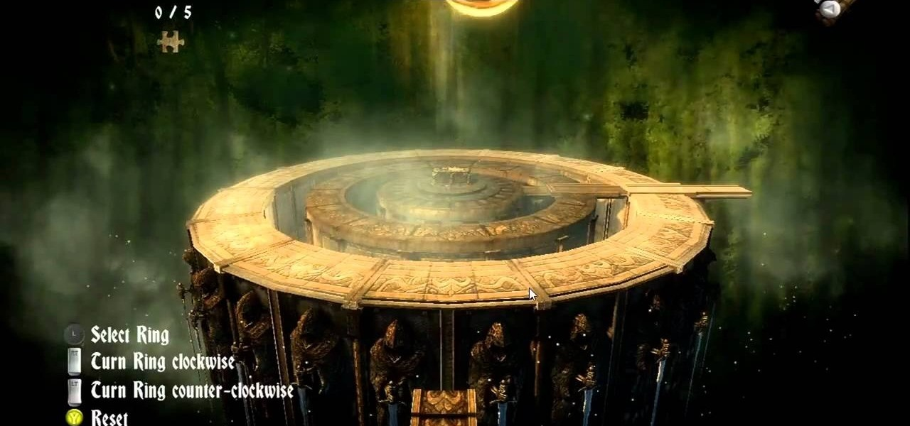 Castlevania Lords Of Shadow Final Boss Rings
