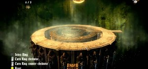 Solve the puzzle in Pan's Temple in Castlevania: Lords of Shadow