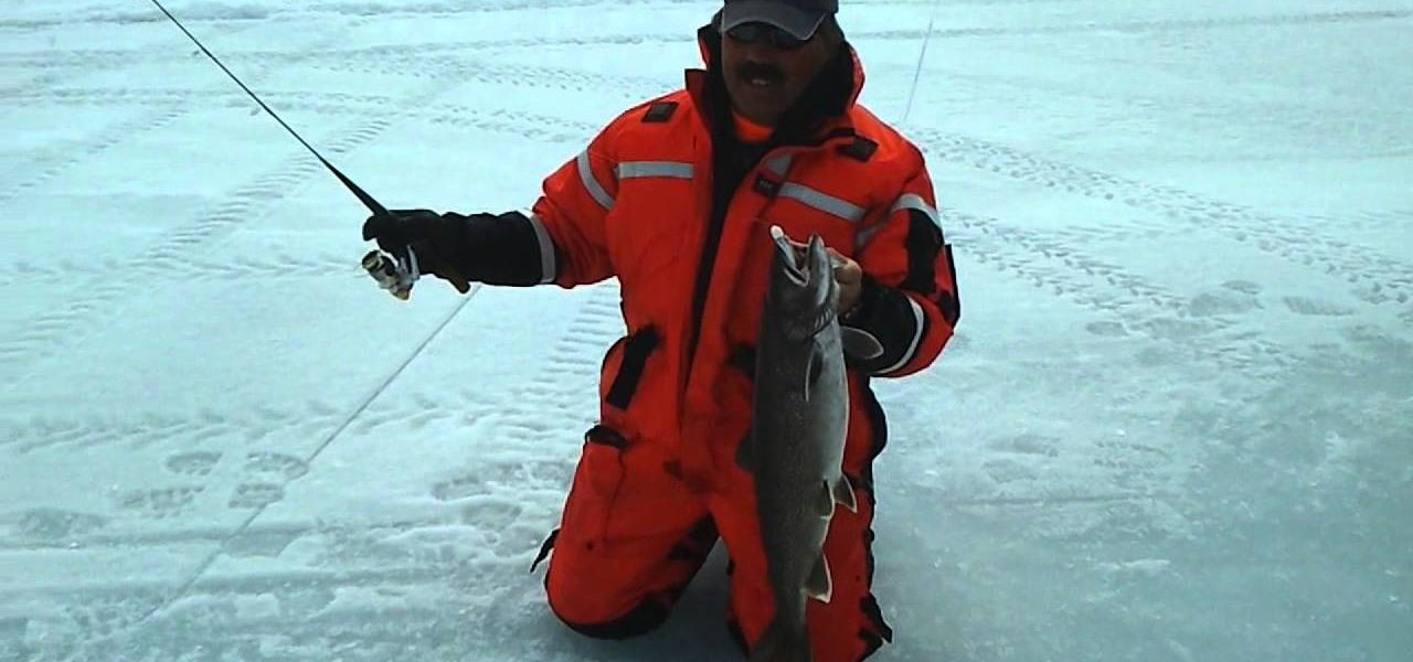 Catch Lake Trout