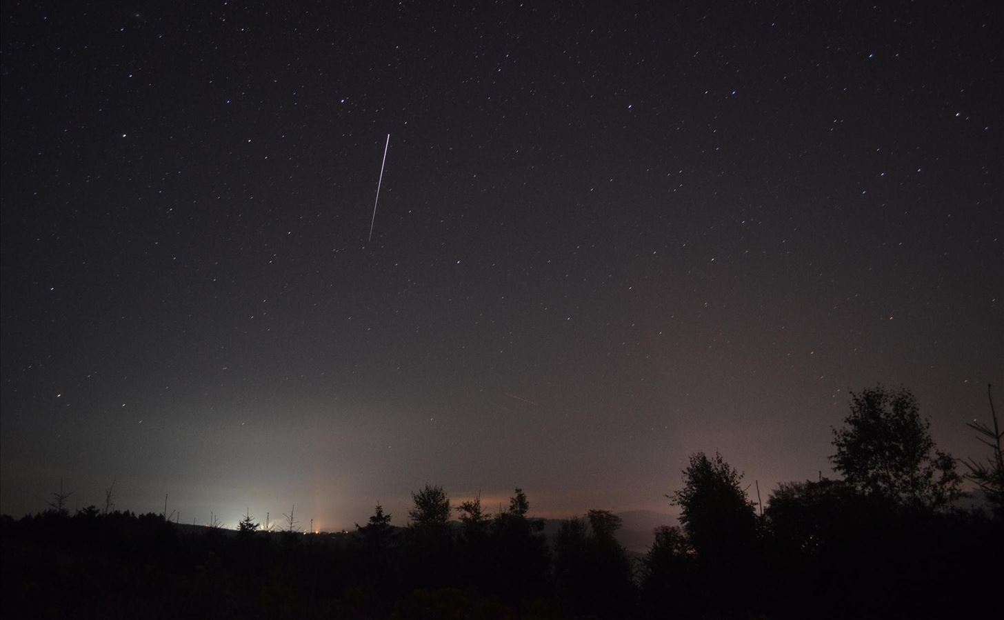 Know Exactly When You Can Spot the International Space Station at Home with NASA Text Alerts