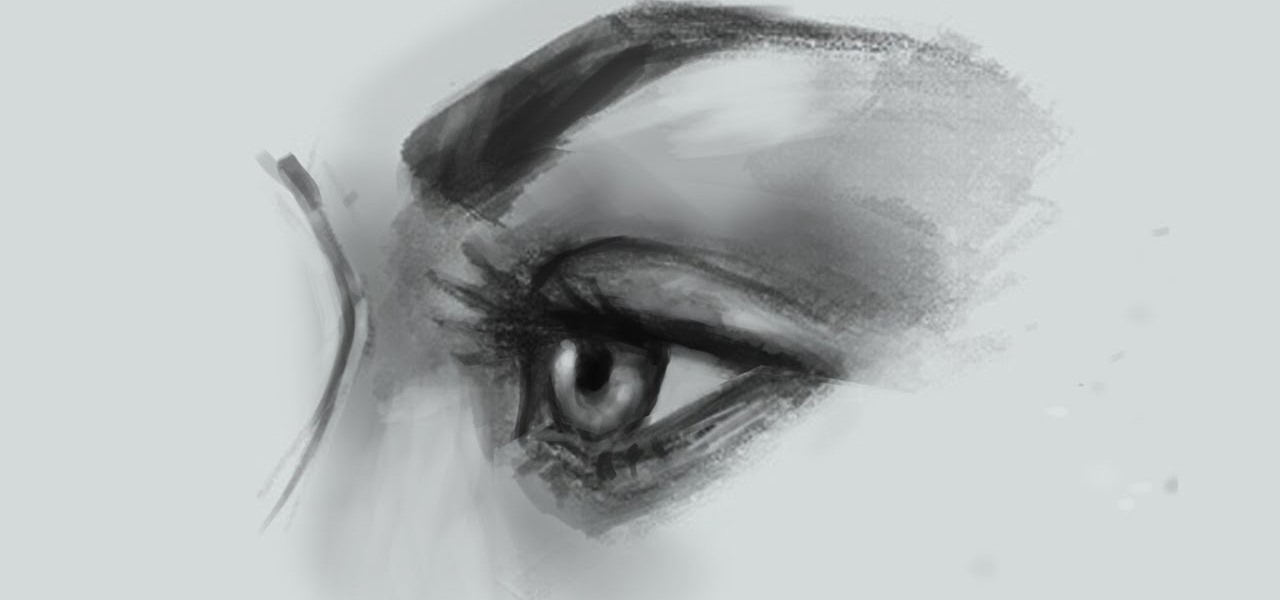 Side View Eye Drawing How to Draw an Eye From a Side