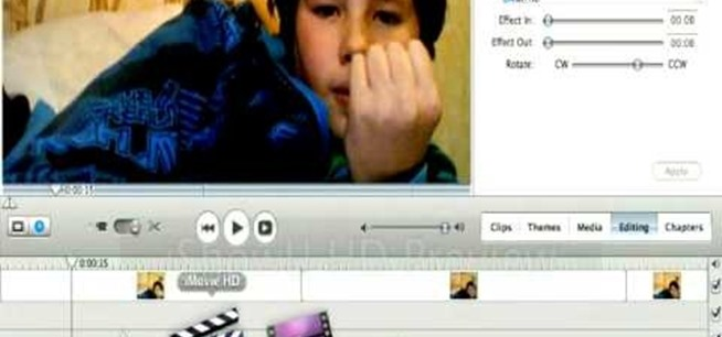 Imovie Special Effects