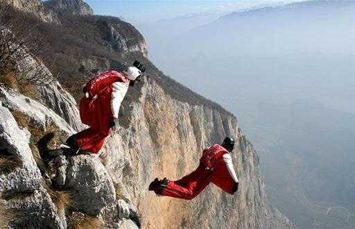 2009's Craziest Adrenaline Junkies