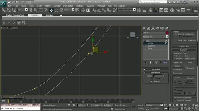 Make simple 3D objects with the 3ds Max modeling tools