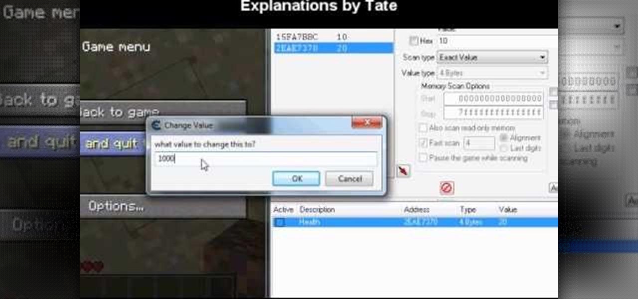 Download Flash games hack cheat engine