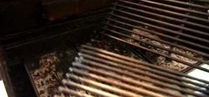 Clean a gas grill to extend your barbecue's usefulness