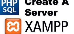 Turn a Microsoft Windows PC into a web server with XAMPP