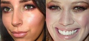 hilary duff makeup tutorial - photo #43