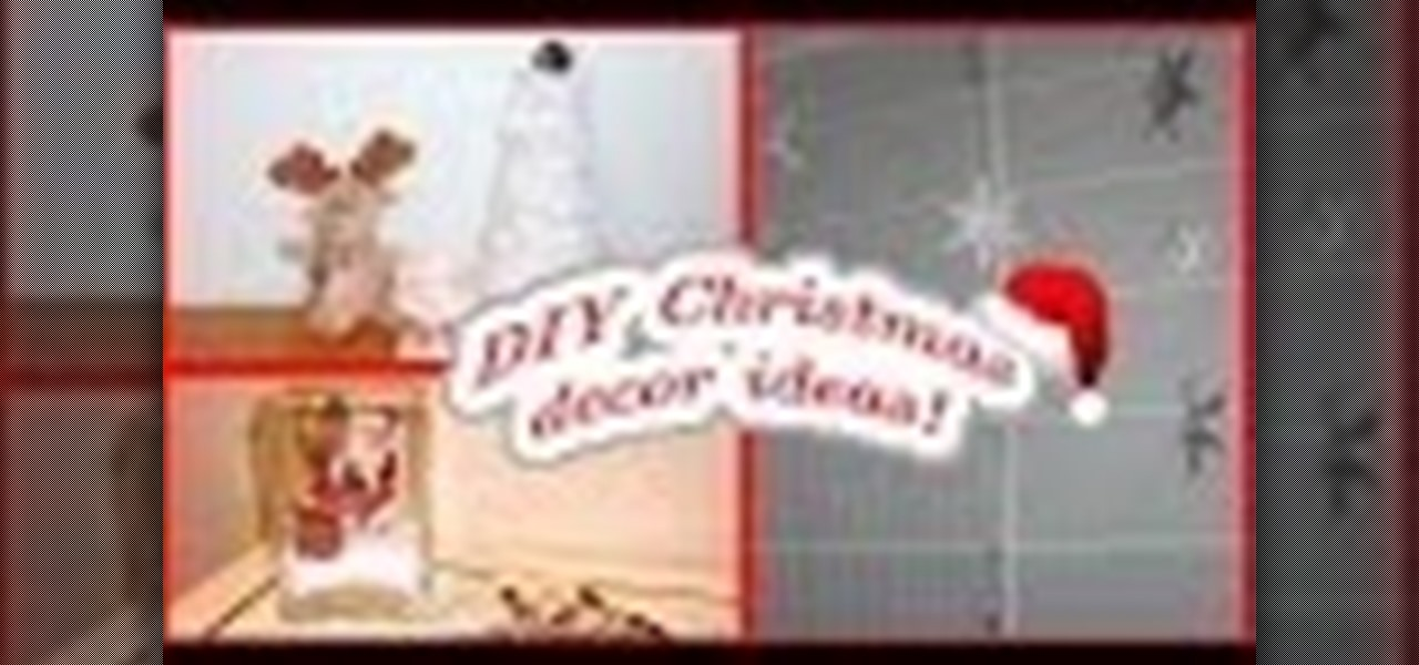 DIY Christmas Decor - Easy & Affordable Ideas!