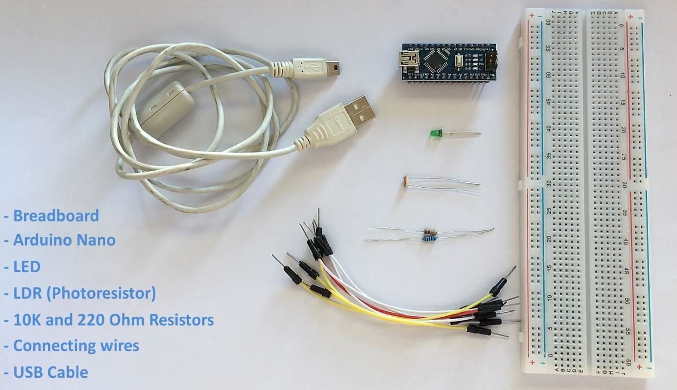 USING an LDR SENSOR with ARDUINO « How to Videos :: WonderHowTo