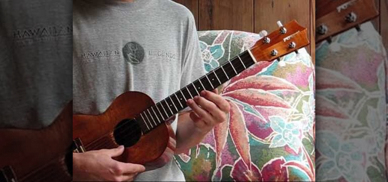 How To Play A G Major Scale In Different Positions On Ukulele