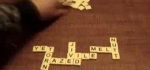 Play the cool word game Bananagrams