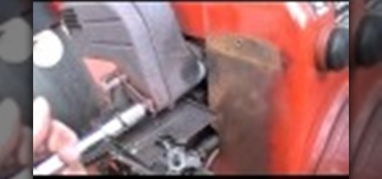 Remove Replace Exhaust Muffler on Toro Snowblower with a Tecumseh Engine
