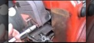 How to Adjust the Carburetor Idle on a Snowblower with Tecumseh