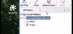 Access Hotmail and Gmail through a local email client