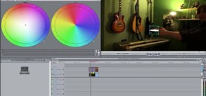 Create a tracer round effect in Final Cut Pro