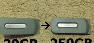 Transfer data between XBox 360 removable hard drives