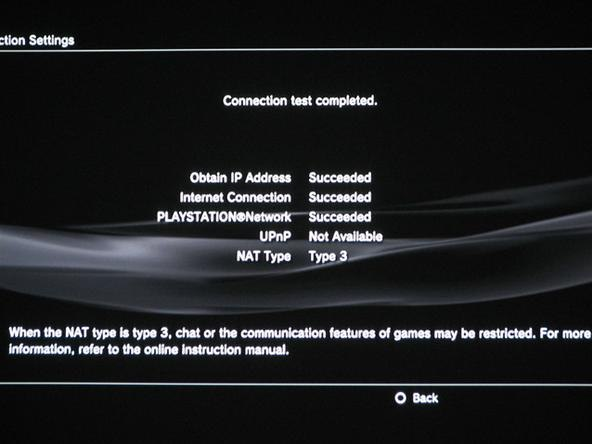 how to fix nat type 2 ps4