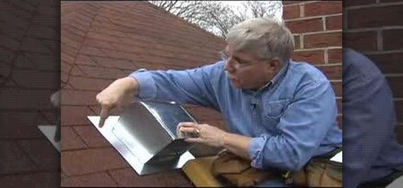 How To Install Roof Flashing For A Bathroom Fan 171 Interior