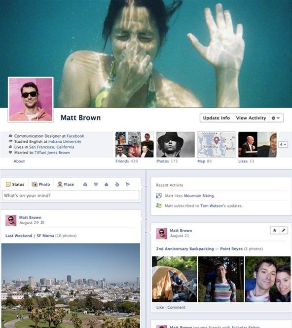 12 Tips for Perfecting Your New Facebook Timeline