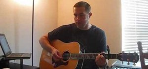 """Play """"The Truth"""" by Jason Aldean on guitar"""