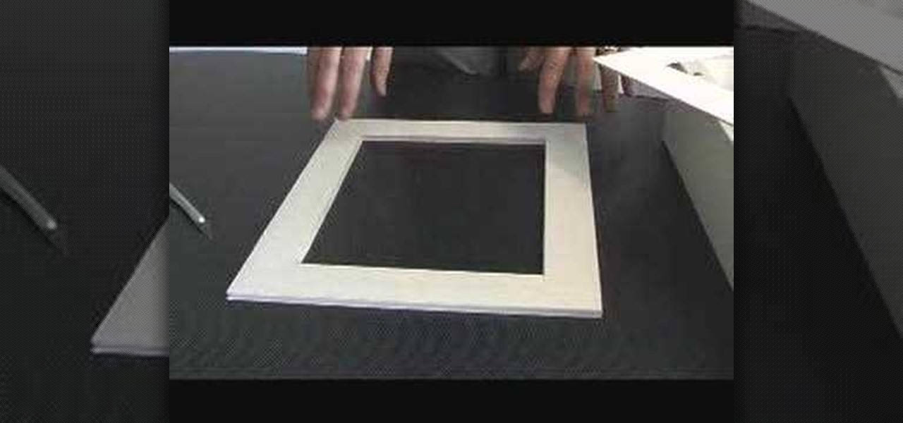 how to make a shadow box to display baby shoes papercraft wonderhowto. Black Bedroom Furniture Sets. Home Design Ideas