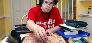 "21-Year-Old ""Brainiac"" from South Carolina Lives at Home to Play SCRABBLE"