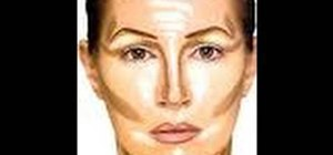 Contour your face to enhance your features