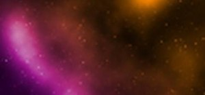 Make a cool nebula star scene using Photoshop CS4