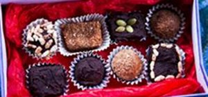 Make Gourmet Raw Truffles
