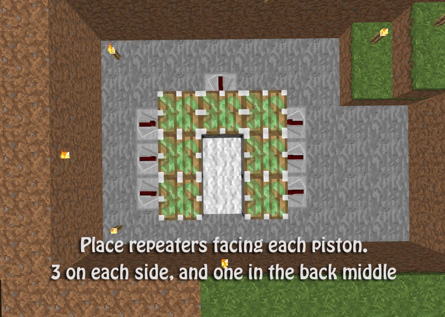 minecraft how to build enchantment table