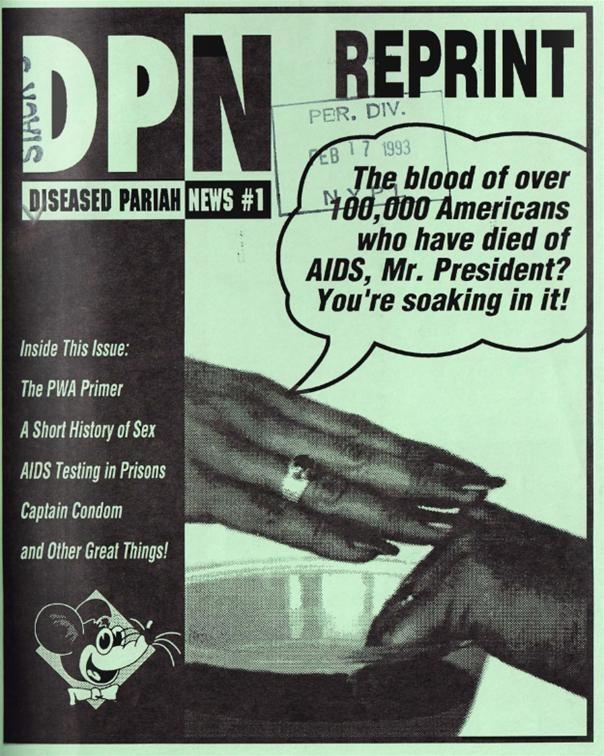 Diseased Pariah News