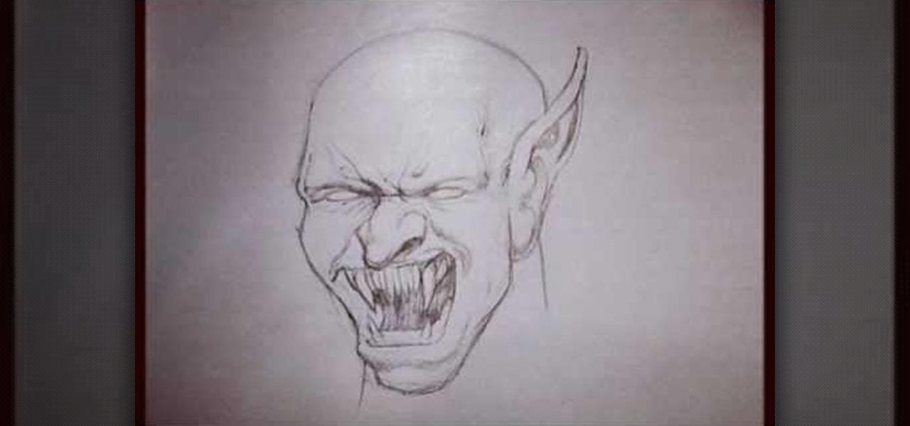Draw a Vampire