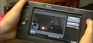 Pull focus with an UMPC laptop for a Canon 7D/5D