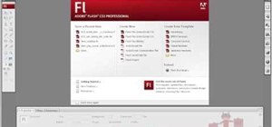 Set up links on your website to external sites or files in Adobe Flash CS3