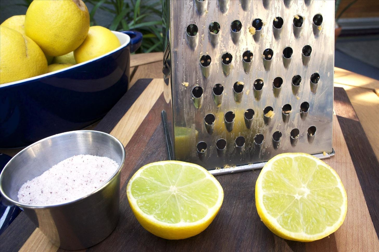 Lemon Aid: Use Lemons to Clean Copper, Keep Pasta from Sticking, & More
