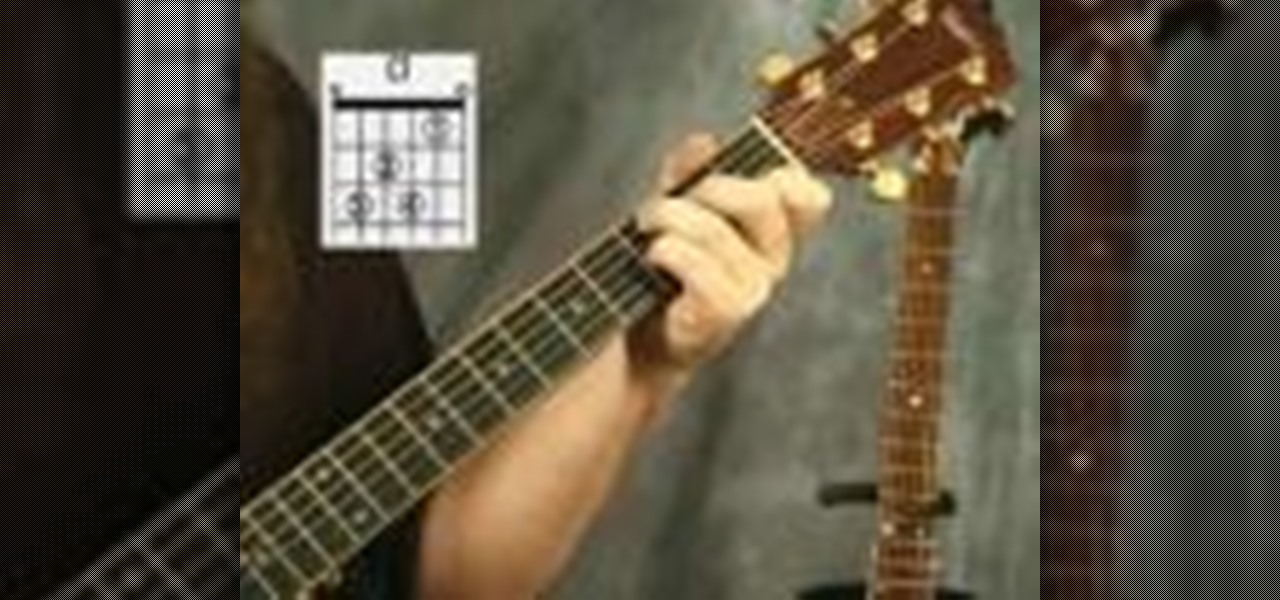 How to Play the C7 chord on the acoustic guitar « Acoustic Guitar ...