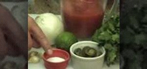 Make salsa with 7 simple ingredients