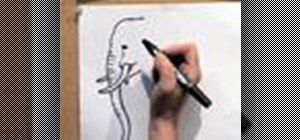 Draw an African elephant with Jan Brett