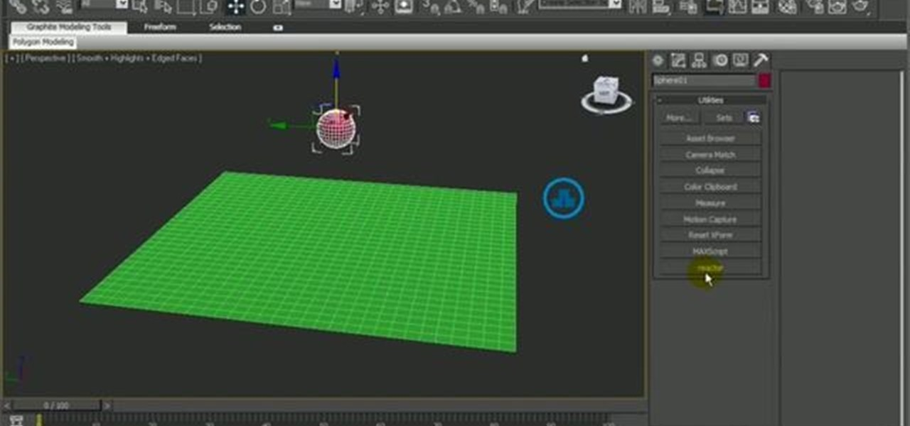 how to create 3d pdf from 3ds max
