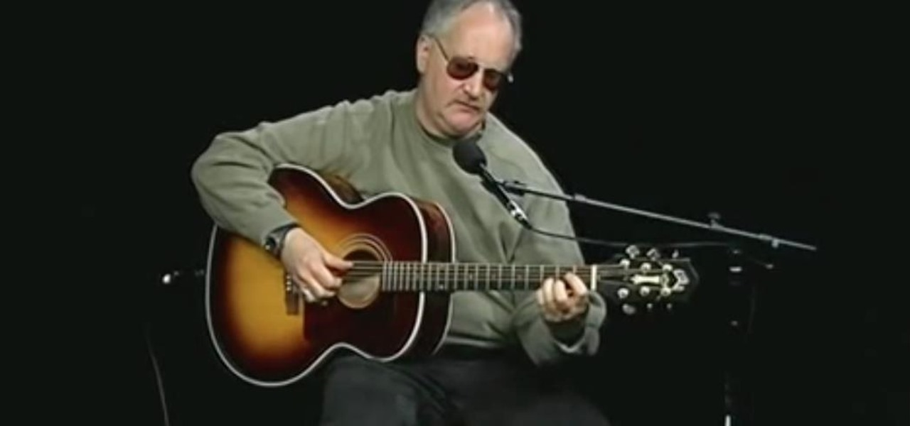 "Play Johnson's ""Kindhearted Woman Blues"" on Guitar"