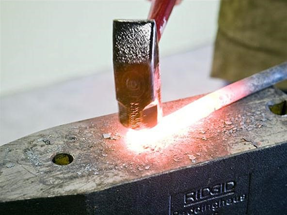 DIY Blacksmithing: Forge Your Own Steel at Home!