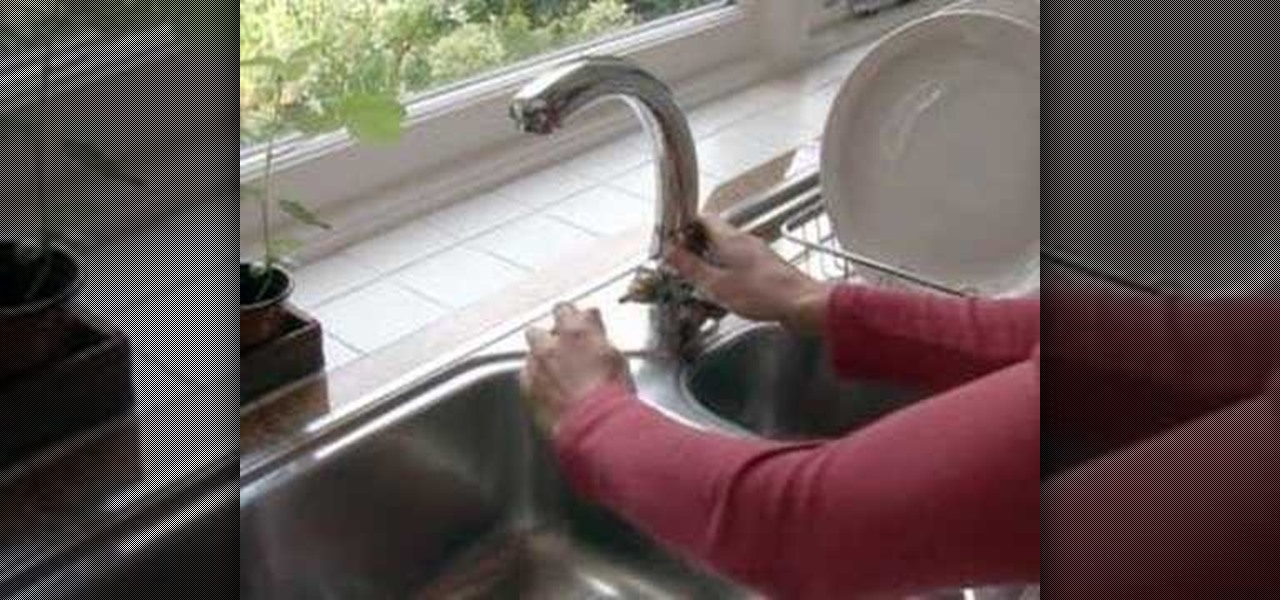How to Fix a leaking tap « Construction & Repair :: WonderHowTo